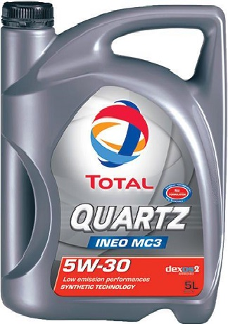 Total Quartz Ineo MC3 5W30 5 L