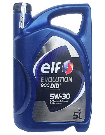 Elf Evolution 900 DID 5W-30 motorolaj 5 L